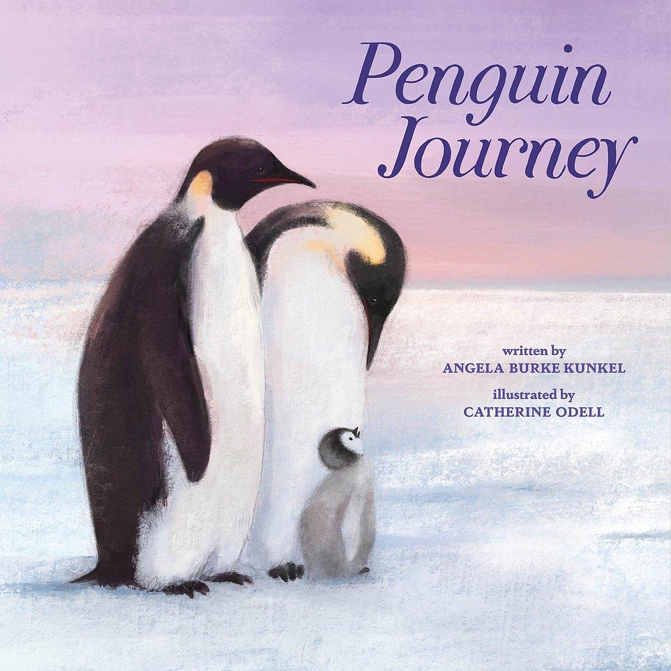Penguin Journey cover