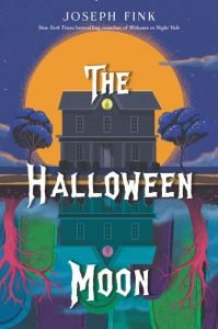 The Halloween Moon cover